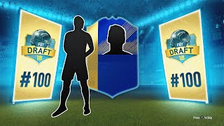Download THIS TOTS CARD IS BEAST! - #FIFA18 DRAFT TO GLORY #100 Video