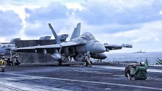 Download USS Harry S. Truman (CVN-75) • Atlantic Ocean • 2018 Video
