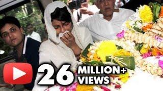 Download Priyanka Chopra's Dad Ashok Chopra's Funeral - Bollywood Stars Pay Condolence Video