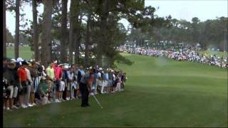 Download Tiger Woods ″Almost impossible shot″, relived by BBC's Ken Brown Video