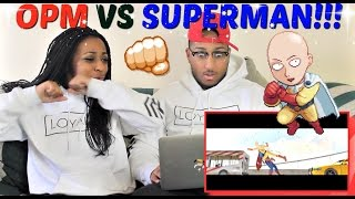 Download ″SAITAMA (ONE PUNCH MAN) vs. SUPERMAN | ARCADE MODE! [EPISODE 3]″ REACTION!!! Video