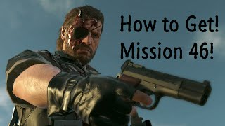 Download Unlock Mission 46(Possible Spoilers) - Metal Gear Solid 5 Video