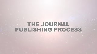 Download The Journal Publishing Process Video