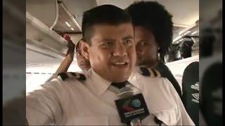 Download EL PILOTO QUE PROVOCO ACCIDENTE DE CHAPECOENSE Video