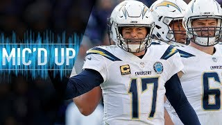 Download Chargers vs. Ravens Mic'd Up ″There's no one side, it's all of us″ (AFC Wild Card) Video