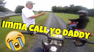 Download Old Man Yell's At Kid's For Riding DirtBike's! EP-17 Video