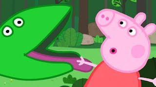 Download Peppa Pig Official Channel | Peppa Pig at the Amazing Dinosaur Park! Video