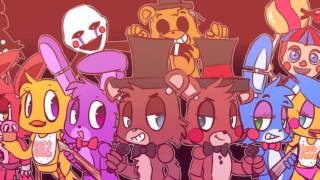 NIghtcore FnaF 2 song remix link below ( SO OLD WTF) Free
