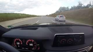 Download [2016] BMW 730d xDrive @ Fast Drive // 200 km German Autobahn // Vmax Video