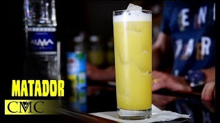 Download How To Make The Matador / Easy Tequila Cocktails (The Right Way) Video