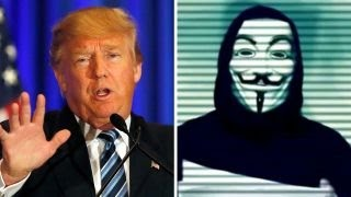 Download 'Anonymous' claims it has hacked Trump's personal info Video