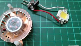 Download LED Tutorial: Light a 10W LED from 12V - Simple & Cheap Video