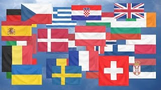 Download Flag Quiz, Europe. Easy! Video