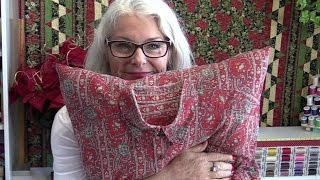 Download How to Make a Memory Pillow Out of a Shirt Video