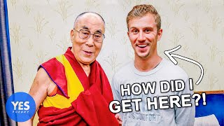 Download A Stranger's Email Got Me To Meet The Dalai Lama Video