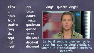 Download French Number Practice with Movie Clips Video