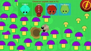 Download Mope.io I Ate All the Mushrooms on the Map Video