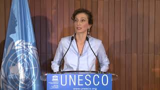 Download Audrey Azoulay proposée par le Conseil exécutif au poste de Directrice générale Video