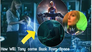 Download How Tony Stark Will Come Back From Space | Who Will Save Tony Stark In Space In Hindi Video