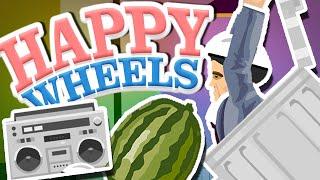 Download Happy Wheels | I AM TRASHCAN MAN!! Video