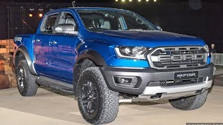 Download FIRST LOOK: 2018 Ford Ranger Raptor - 2.0 bi-turbo, 213 PS, 10-speed auto! Video