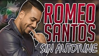 Download VOZ REAL ROMEO SANTOS SIN AUTO-TUNE | NB Video