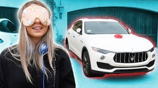 Download SURPRISING MY GIRLFRIEND WITH HER DREAM CAR FOR HER BIRTHDAY! **VERY EMOTIONAL** Video