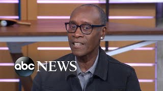 Download Did Don Cheadle reveal the new Avengers title? Video