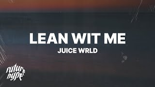 Download Juice WRLD - Lean Wit Me (Lyrics) Video