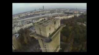 Download Flak Tower Flaktürme Wien Augarten Feuerleitturm Video