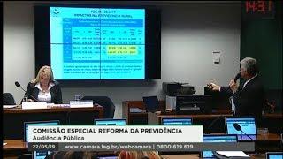Download AO VIVO - Comissão Especial da Reforma da Previdência - 22/05/2019 - 14:38 Video