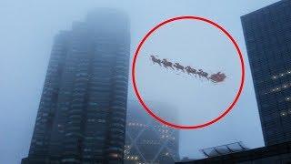 Download Weihnachtsmann auf Kamera aufgenommen! Video