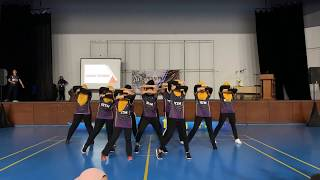 Download ( JOHAN ) - MIVG 2018 Aerodance by UiTM Sg Buloh ( CLOSING CEREMONY in UKM ) Video