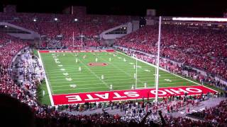 Download OSU Fans Seven Nation Army Chant 11/13/10 Video