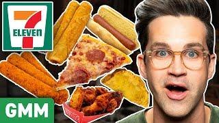 Download 7-Eleven Hot Food Taste Test Video