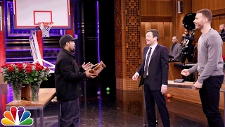Download Random Object Shootout with Ice Cube and Blake Griffin Video