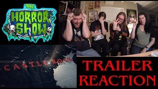 Download ″Castle Rock″ TV Series Trailer Reaction - The Horror Show Video