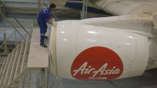 Download AirAsia Indonesia New Livery Presented by TAGG Video