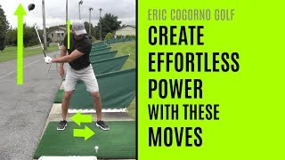 Download GOLF: Create Effortless Power In Your Golf Swing With These Moves Video