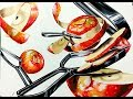 Download [부산 아이엠화강암 미술학원 술T의 실전실기] 시험작시범(사과, 감자칼) 기초디자인-아이엠화강암미술학원부산입시미술학원 Video