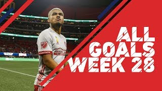 Download Two Hat-tricks in four days for Josef Martinez | All Goals, Week 28 Video