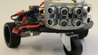 Download Autonomous Self-Learning Robot (Q-Learning) Video