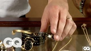 Download Man Jewelry – Rules | Style | GQ Video