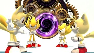 Download Super Sonic Generations (2016 Edition) - Progress Video 2 Video