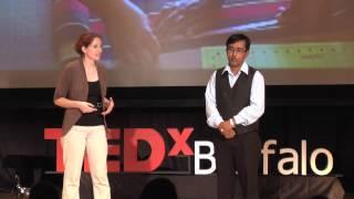 Download The New American Dream: Bryana DiFonzo & Bishnu Prasad Adhikari at TEDxBuffalo Video