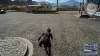 Download Cid Weapon Upgrade Quest Chain Bugged, Glitched, Stuck - Final Fantasy XV (FFXV) Video