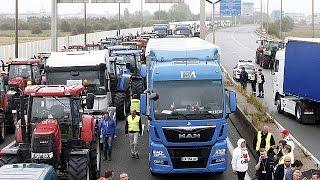 Download ″On en a ras-le-bol de la situation à Calais″ Video