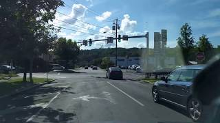Download ithaca ny, driving from cornell university to wal-mart Video