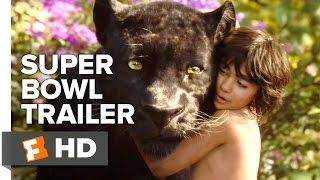 Download The Jungle Book Official Super Bowl Trailer (2016) - Scarlett Johansson, Bill Murray Movie HD Video