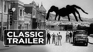 Download Tarantula Official Trailer #1 - Nestor Paiva Horror Movie (1955) HD Video